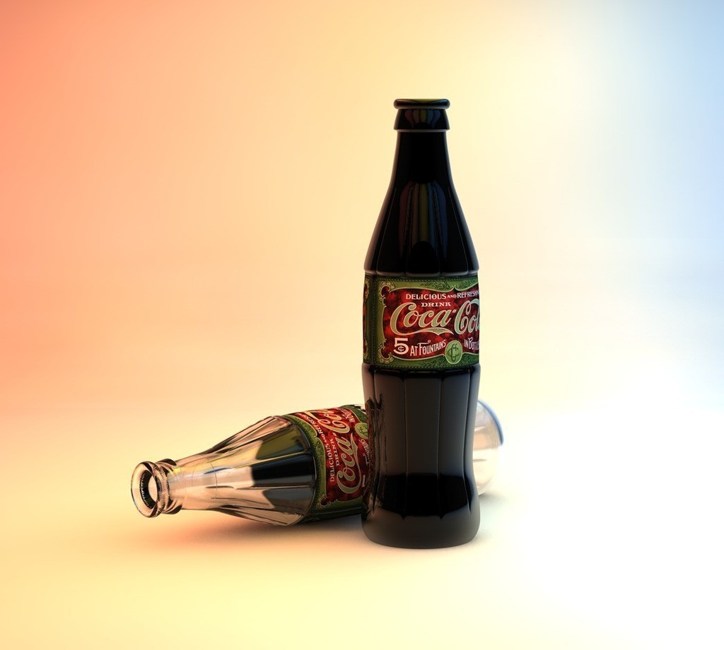 coke_rendering_display_large.jpg Download free STL file Coca-Cola-bottle • 3D printing object, Raeunn3D