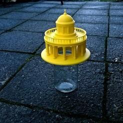 Fichier imprimante 3D gratuit Piège à insectes, Raeunn3D