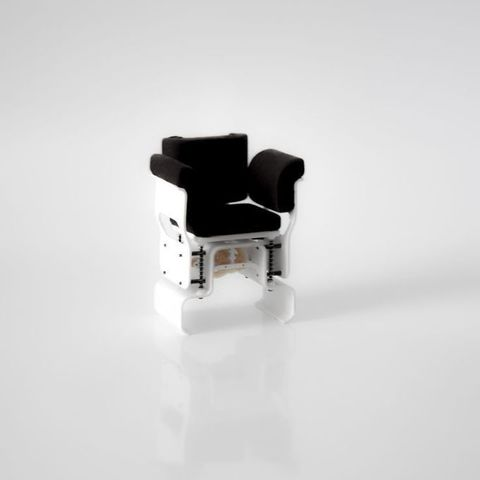 Download free 3D printer templates Chair, Raeunn3D