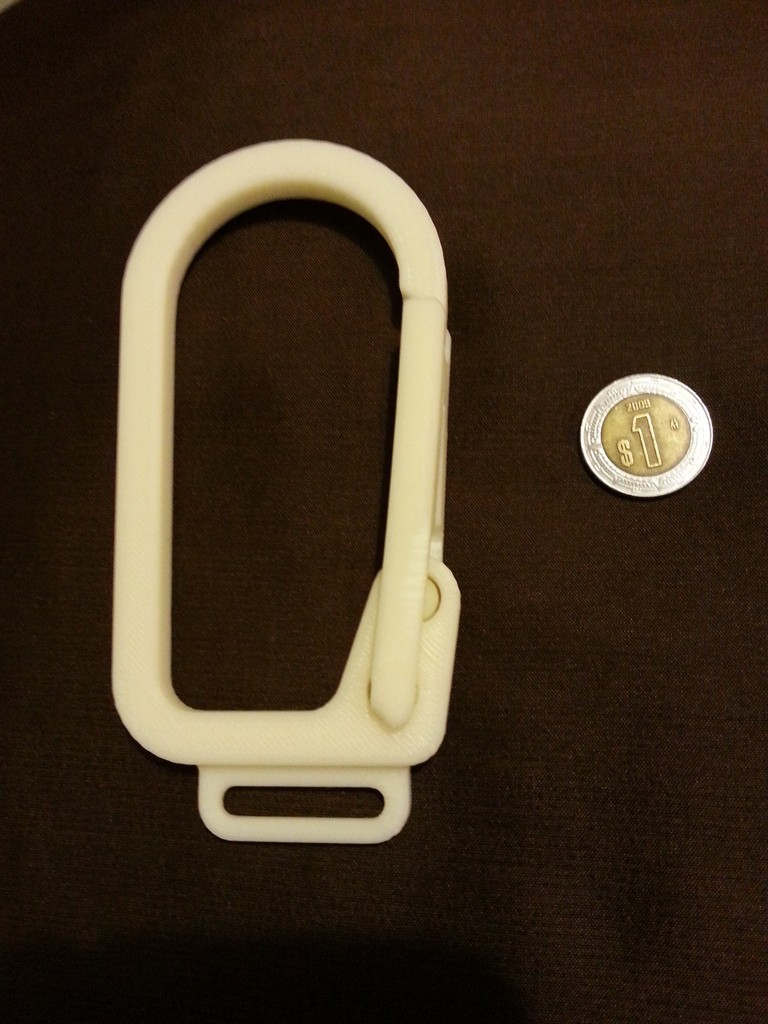 20141126_230434_display_large.jpg Download free STL file Carabiner with strong clip • 3D printer object, Raeunn3D
