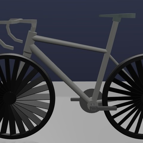 bike3_display_large.jpg Download free STL file Wind Spin Bike • 3D print object, Istareyn
