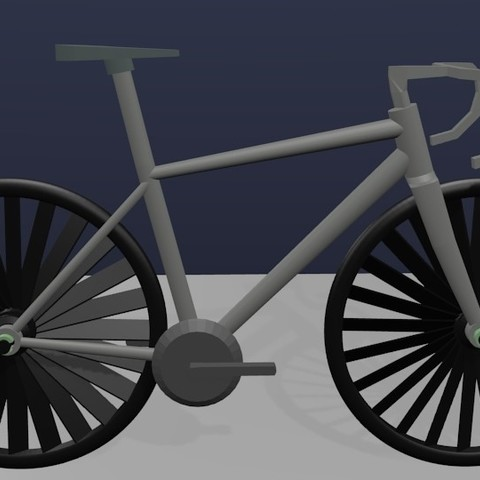 bike2_display_large.jpg Download free STL file Wind Spin Bike • 3D print object, Istareyn