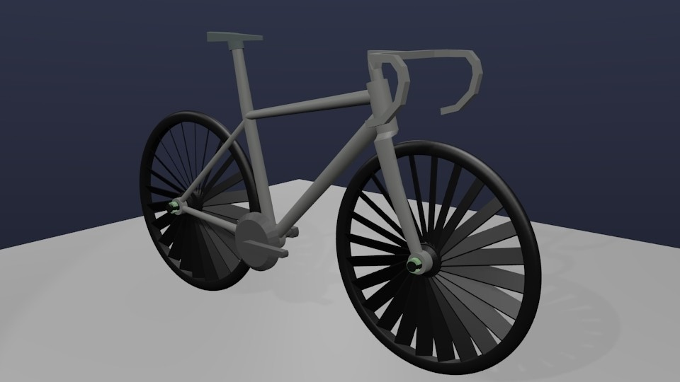 bike1_display_large.jpg Download free STL file Wind Spin Bike • 3D print object, Istareyn