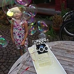 Download free STL Vertical Bubble Machine, Istareyn