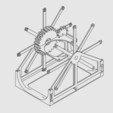 Download free STL Vertical Bubble Machine, Istareyn