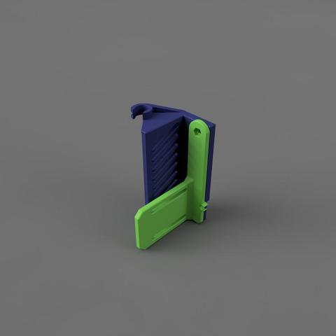 Free 3D print files Duplicator i3  Z Axis camera mount, Sir_Rob