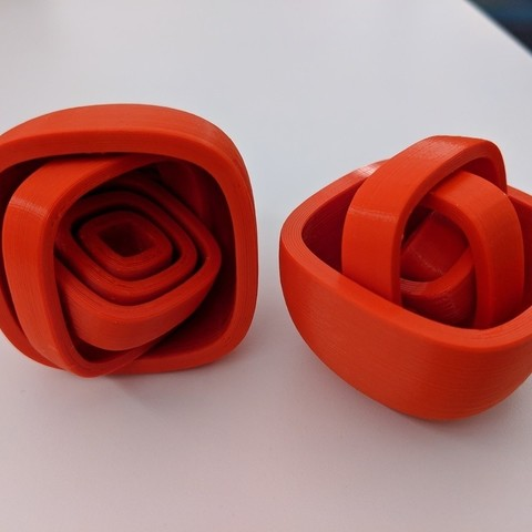Free 3D printer designs Square-ish Gyro toy, Sir_Rob