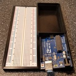 Download free 3D printer designs Arduino Bench Tester, Sir_Rob