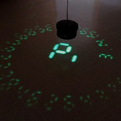 Free 3D printer files The Illumination of Pi, Urukgar4D