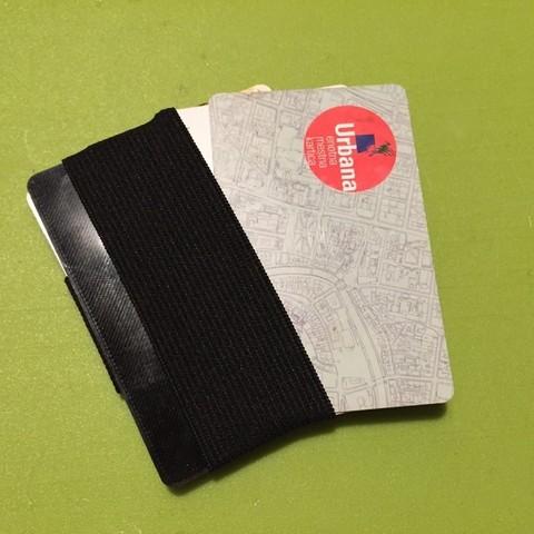 Download free 3D model Minimalistic wallet, Urukgar4D