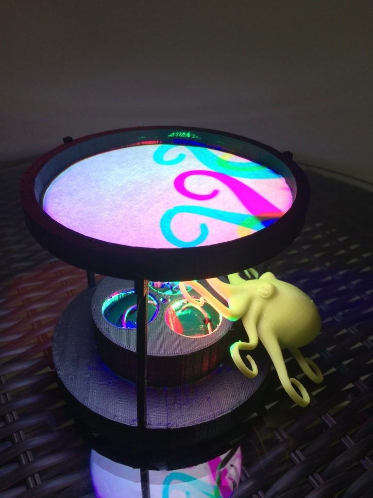 IMG_1536_display_large.JPG Download free STL file The Rainbow Apparatus • 3D print model, Urukgar4D