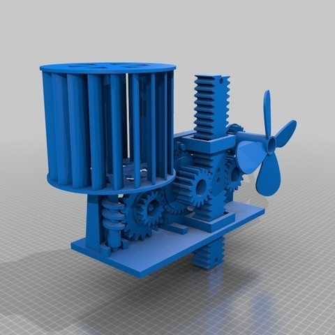 full_wind_thing_display_large.jpg Download free STL file Wind Energy Stored In Gravity • 3D printable object, Urukgar4D