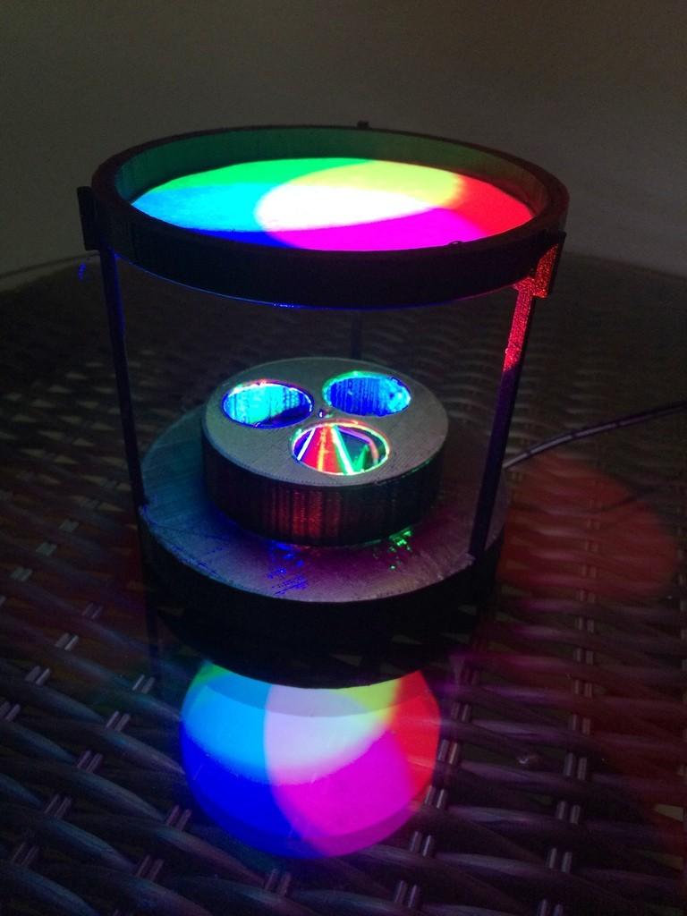 IMG_1526_display_large.JPG Download free STL file The Rainbow Apparatus • 3D print model, Urukgar4D