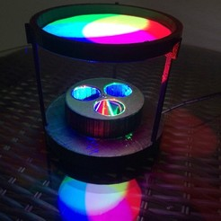 Free 3D printer files The Rainbow Apparatus, Urukgar4D
