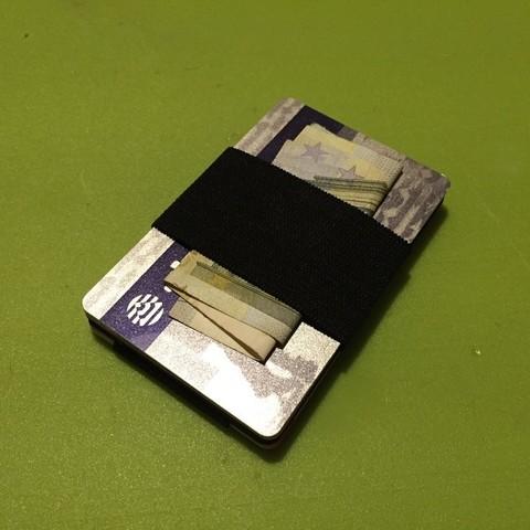 IMG_1359_display_large.JPG Télécharger fichier STL gratuit Porte-monnaie minimaliste • Plan imprimable en 3D, Urukgar4D