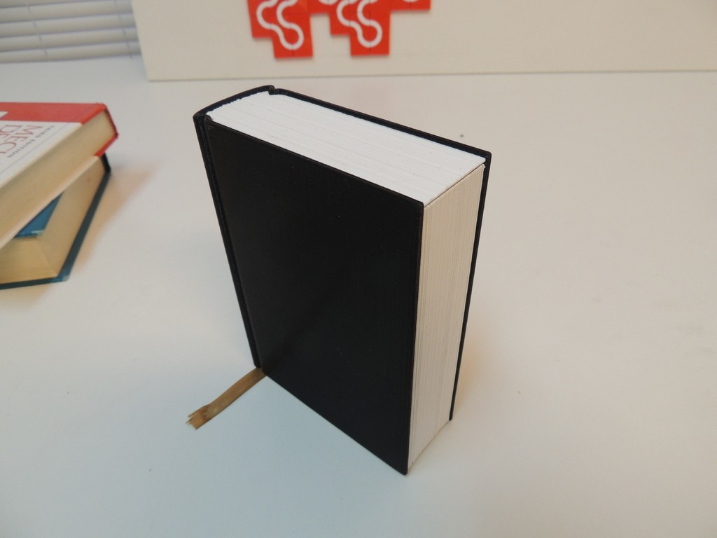 162419a337e0e48ef8955da7163dc1ed_display_large.JPG Download free STL file Faux Book Safe • 3D printer design, Bolrod
