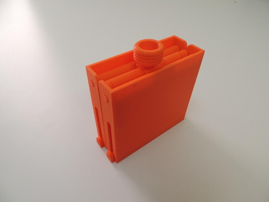 DSCN9974_display_large.JPG Download free STL file Platform Jack  [Fully Assembled, No Supports] • Object to 3D print, Bolrod