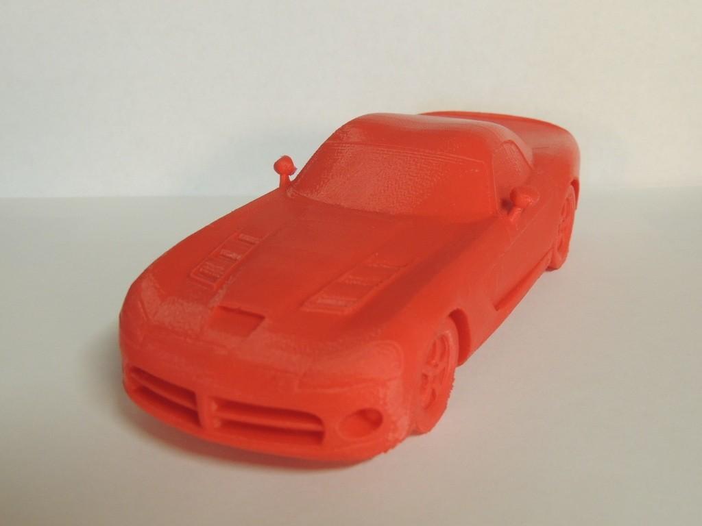 DSCN9751_display_large.jpg Download free STL file Dodge Viper • 3D printable template, Bolrod