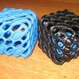IMG_2413_display_large.jpg Download free STL file Hollow 6-Sided Dice with Support • 3D printing design, Bolrod