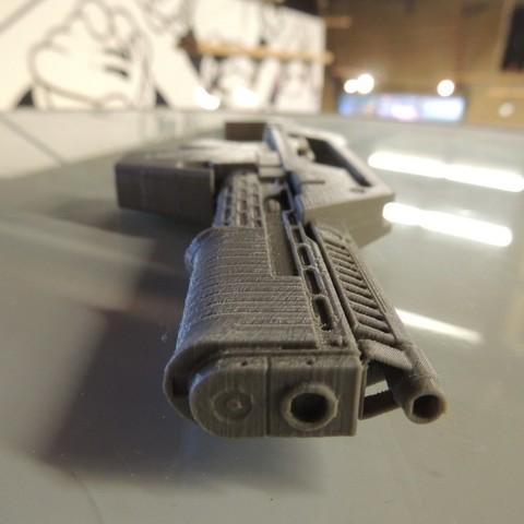 DSCN9897_display_large.jpg Download free STL file M41A Pulse Rifle • 3D printer design, Bolrod