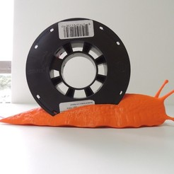 Free 3D printer files Spool Snail, Bolrod