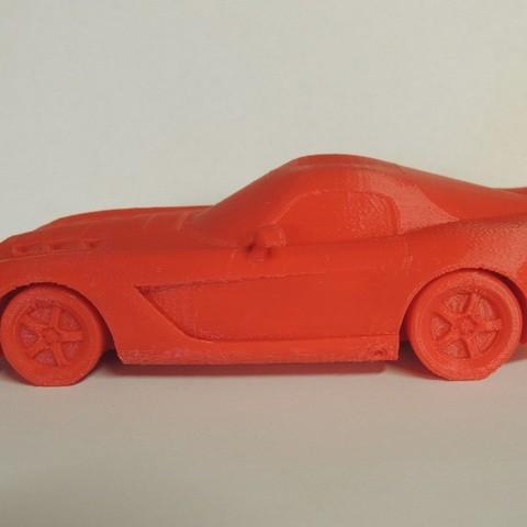 DSCN9755_display_large.jpg Download free STL file Dodge Viper • 3D printable template, Bolrod