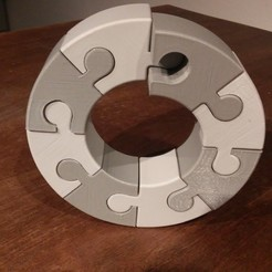 Download free 3D printing models Cringe Puzzle, Bolrod