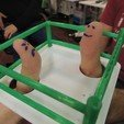 Download free STL files Thumb Wrestling Ring, Bolrod