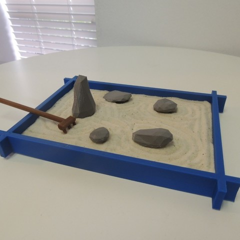 Download free 3D printer model Rock Garden, Bolrod