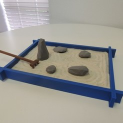 Download free 3D printer model Rock Garden, Bolrod
