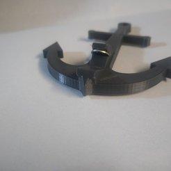 Télécharger objet 3D Décapsuleur ancre, vejuxdaniel