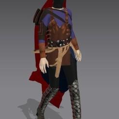 STL artemis.armor girl, bamiranmiran0001