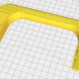 PoigneeMiele.png Download free STL file MIELE fridge handle replacement part • Model to 3D print, uhgues