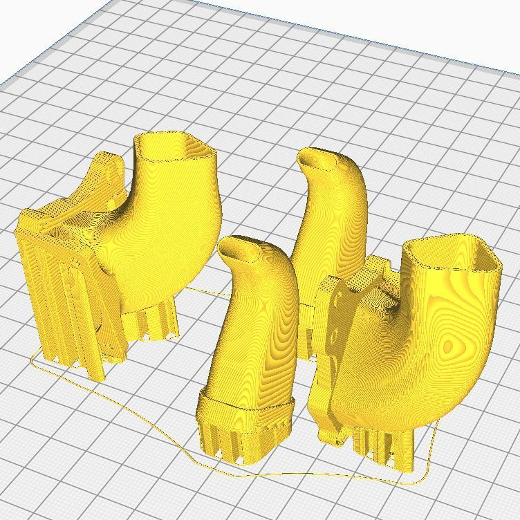 FangAlfawiseU20PSlicer.jpg Download free STL file Fang for Alfawise U20 Printer • 3D print template, uhgues