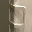 Télécharger fichier STL gratuit Poignée de réfrigérateur MIELE • Plan pour impression 3D, uhgues