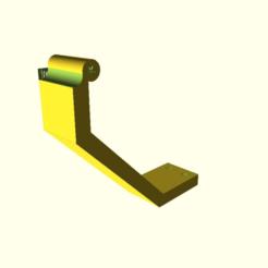53120df9c2dd6b7a1203a35aa33c47d8.png Download free SCAD file simple Logitech C170 camera mount • 3D printing template, gobo38