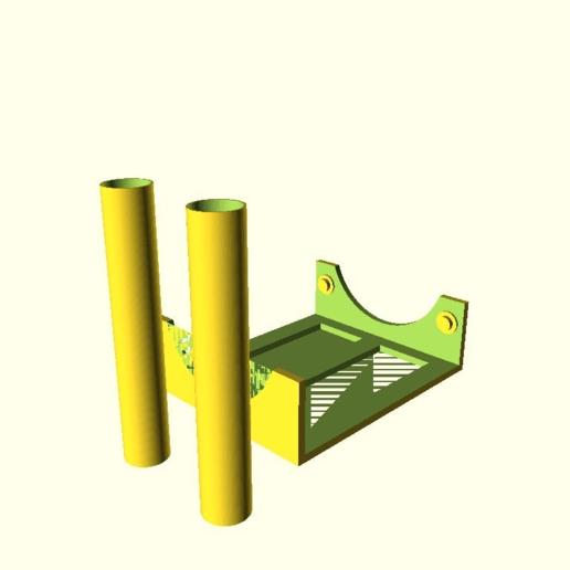 a6e6257d784dc064c8cd745ba2a7232b.png Télécharger fichier SCAD gratuit Un autre rouleau de bobine de filament • Modèle imprimable en 3D, gobo38