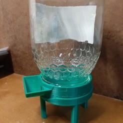 20201208_202846.jpg Télécharger fichier STL gratuit fontaine à boire avec bocal en verre • Objet à imprimer en 3D, joluispastor