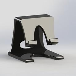 Descargar Modelos 3D para imprimir gratis Smartphone support, SergioM
