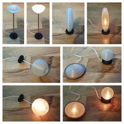 lundbyLamps.jpg Télécharger fichier STL Les lampes de Lundby s'allument • Plan pour imprimante 3D, Boopidoo