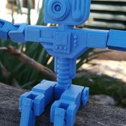 Archivos 3D Rob_1, 3Dextrusion