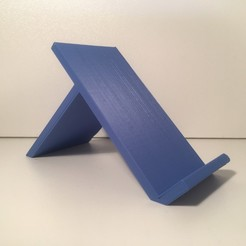 IMG_2857.JPG Download free STL file 45° phone holder • 3D print object, 3Dextrusion