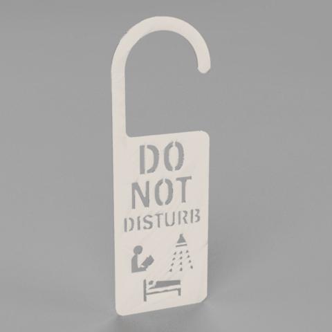 door.png Télécharger fichier STL gratuit Plaque de porte (remix) • Modèle pour imprimante 3D, IdeaLab