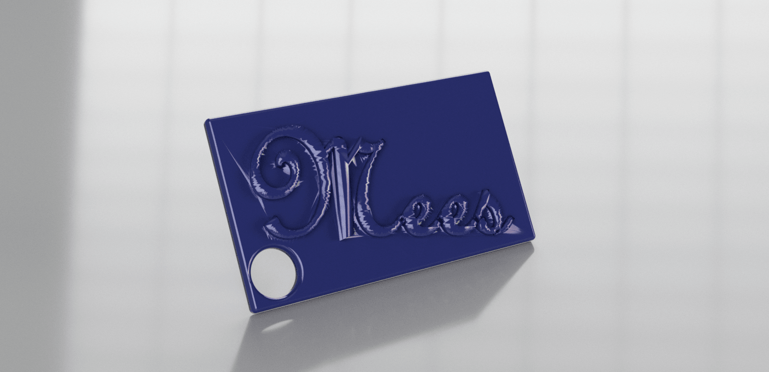 mees.png Download free STL file Mees • Template to 3D print, IdeaLab