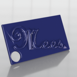 Free 3D printer model Mees, IdeaLab