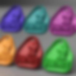 Télécharger fichier impression 3D gratuit Porte-clés Fortnite Llama v2, IdeaLab