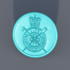 royal.png Download free STL file Drinkcoaster 'life saving' • 3D printable model, IdeaLab