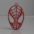 Download free 3D printer model Spiderman earrings, IdeaLab