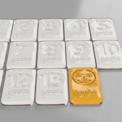 Download free 3D printing models Rummikub (remix), IdeaLab