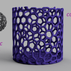 Download free 3D printing designs Celtic knot container v2, IdeaLab